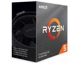 Micro. procesador amd ryzen 5 3600 6 core 3.6ghz 32mb am4 - Imagen 1