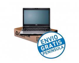 Fujitsu Lifebook E781   Intel Core i7 2640M 2.8 GHz. · 8 Gb. SO-DDR3 RAM · 256 Gb. SSD · COA Windows 7 Pro actualizado a Window