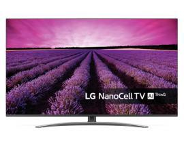 "LG SM8200PLA 165,1 cm (65"") 4K Ultra HD Smart TV Wifi Negro, Plata - Imagen 1"