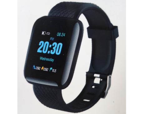 Pulsera reloj ssm - 9429 smartwatch 1.3pulgadas tactil usb - Imagen 1