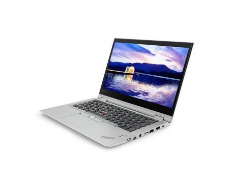 """ThinkPad X380 Yoga Plata Híbrido (2-en-1) 33,8 cm (13.3"""") 1920 x 1080 Pixeles Pantalla táctil 1,80 GHz 8ª generación de procesad"""
