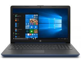 "HP 15-da0034ns Azul, Plata Portátil 39,6 cm (15.6"") 1366 x 768 Pixeles 2,3 GHz 7ª generación de procesadores Intel® Core™ i3 i3-"