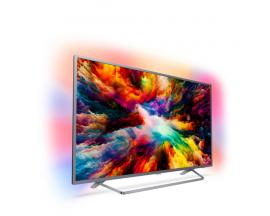 Philips 7300 series Android TV 4K LED Ultra HD ultraplano 65PUS7303/12 - Imagen 1