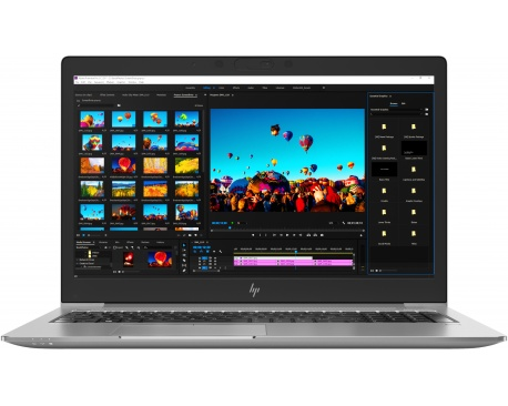 HP ZB 15U G5 I7-8550U 512GB SSD 16GB 15.6FHD W10P      SP - Imagen 1