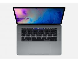 """MacBook Pro Gris Portátil 39,1 cm (15.4"""") 2880 x 1800 Pixeles 2,6 GHz 9th gen Intel® Core™ i7 - Imagen 1"""