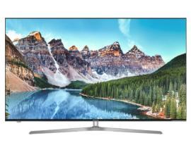 """H55U7A TV 139,7 cm (55"""") 4K Ultra HD Smart TV Wifi Negro, Plata"""