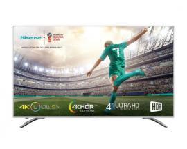 "H65A6500 TV 165,1 cm (65"") 4K Ultra HD Smart TV Wifi Plata"