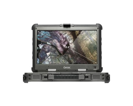 "Portátil - Getac X500-G2 39,6 cm (15,6"") LCD - Intel Core i5 (4ta Gen) i5-4310M Dual-core (2 Core) 2,70 GHz - 8 GB - 500 GB"