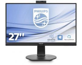"Philips B Line 272B7QUBHEB/00 LED display 68,6 cm (27"") Quad HD LCD Plana Mate Negro - Imagen 1"