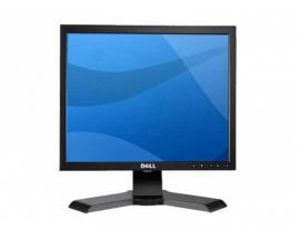 Dell E198FP TFT 19 '' 4:3 · Resolución 1280x1024 · Dot pitch 0.264 mm · Contraste 800:1 · Brillo 300 cd/m2 · Ángulo visión 130°