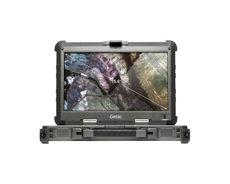 "Portátil - Getac X500-G2 39,6 cm (15,6"") Pantalla Táctil LCD - Intel Core i5 (4ta Gen) i5-4310M Dual-core (2 Core) 2,70 GHz"
