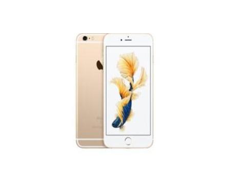 "Telefono movil smartphone apple iphone 6s plus 64gb / gold / 5.5"" / reacondicionado/ refurbish - Imagen 1"