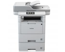 Multifuncion brother laser monocromo mfc - l6800dwt fax -  a4 -  46ppm -  512mb -  usb -  red -  wifi -  duplex todas las funcio
