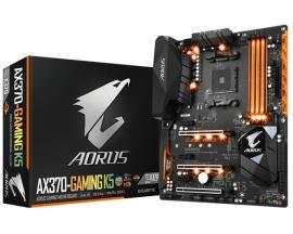 Gigabyte AX370-Gaming K5 placa base Zócalo AM4 ATX AMD X370 - Imagen 1