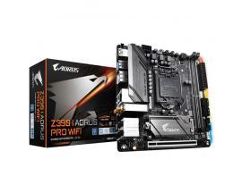Gigabyte Z390 I AORUS PRO WIFI placa base LGA 1151 (Zócalo H4) Mini ITX Intel Z390 - Imagen 1