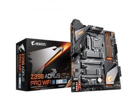 Gigabyte Z390 AORUS PRO WIFI placa base LGA 1151 (Zócalo H4) ATX Intel Z390 - Imagen 1