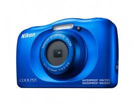 "COOLPIX W150 Kit Cámara compacta 13,2 MP CMOS 4160 x 3120 Pixeles 1/3.1"" Azul - Imagen 1"