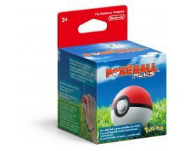 Poké Ball Plus accesorio para videojuegos - Imagen 1