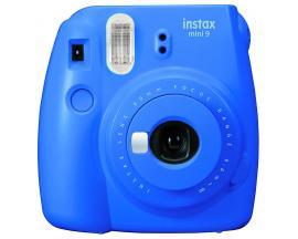 Instax Mini 9 cámara instantánea impresión 62 x 46 mm Azul - Imagen 1