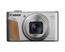 "Canon PowerShot SX740 HS Cámara compacta 20,3 MP 1/2.3"" CMOS 5184 x 3888 Pixeles Plata - Imagen 1"