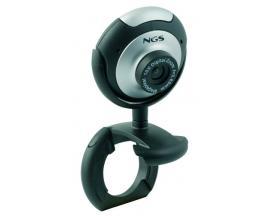 NGS XpressCam300 cámara web 5 MP USB 2.0 Negro, Plata - Imagen 1