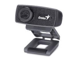 FaceCam 1000X cámara web 1 MP 1280 x 720 Pixeles USB 2.0 Negro - Imagen 1