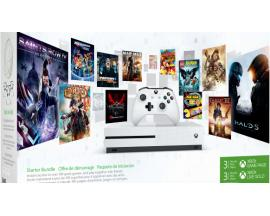 Xbox One S Starter Bundle Blanco 1024 GB Wifi - Imagen 1