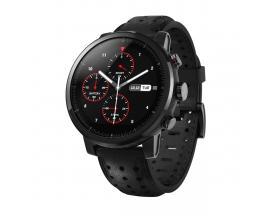 "Amazfit Stratos+ reloj inteligente Negro LCD 3,4 cm (1.34"") GPS (satélite) - Imagen 1"