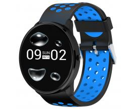 XS20x Pantalla táctil Bluetooth Negro, Azul reloj deportivo - Imagen 1