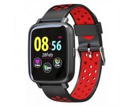 XS35x Pantalla táctil Bluetooth Negro, Rojo reloj deportivo - Imagen 1