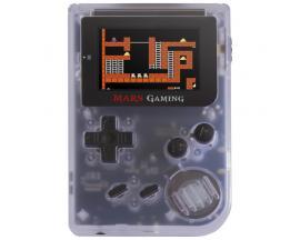 "Mars Gaming MRB videoconsola portátil Transparente, Blanco 5,08 cm (2"") Wifi - Imagen 1"