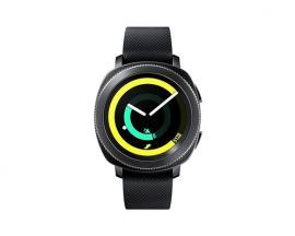 """Samsung Gear Sport reloj inteligente Negro SAMOLED 3,05 cm (1.2"""") GPS (satélite) - Imagen 1"""