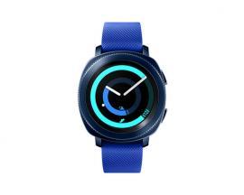 "Samsung Gear Sport reloj inteligente Azul SAMOLED 3,05 cm (1.2"") GPS (satélite) - Imagen 1"