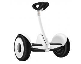 Ninebot mini scooter auto balanceado 16 kmh Blanco - Imagen 1