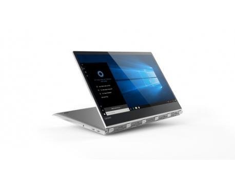 """Lenovo Yoga 920 Metálico Híbrido (2-en-1) 35,3 cm (13.9"""") 1920 x 1080 Pixeles Pantalla táctil 8ª generación de procesadores Inte"""